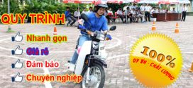 Đăng ký thi bằng lái xe máy tại Hà Nội