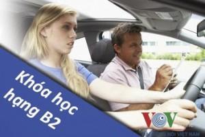 Học lái xe ô tô B2 tại Thanh Xuân