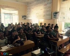 Học Bằng Lái Xe B2 Tại Hà Nội – VOV