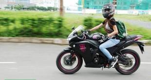 Thi bằng lái A2 tại Hà Nội