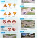 8 đề thi trắc nghiệm bằng lái xe máy A1 online – P1