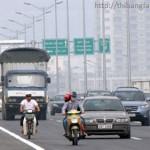 Quy định xử phạt xe máy đi vào đường cao tốc như thế nào?
