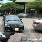 Bị phạt bao nhiêu nếu đỗ xe vô ý thức gây tắc đường?