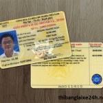 Có phải đổi bằng lái xe không nếu thay đổi số CMND?