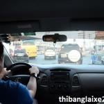 Ô tô chạy chậm giữa đường cũng bị xử lý?