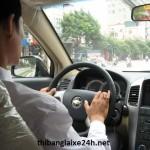Thi bằng lái xe ô tô ở Việt Nam cần điều kiện gì?