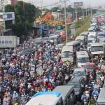Những thói xấu về văn hóa xe máy tại Việt Nam