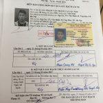 Mất bằng lái xe máy còn hồ sơ gốc cấp lại như thế nào?