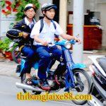 Bao nhiêu tuổi thi bằng lái xe máy?