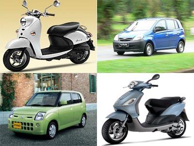 Chọn xe máy hay ô tô