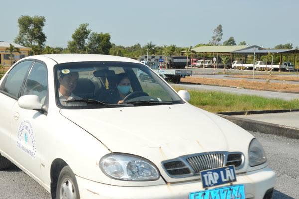 Tâm sự học lái xe B2