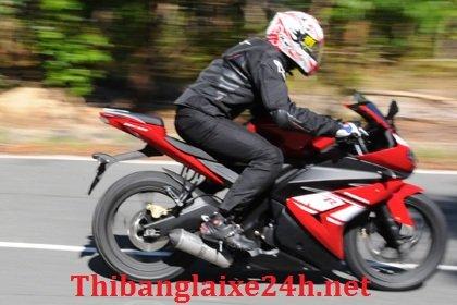 Bằng lái xe máy hạng A2