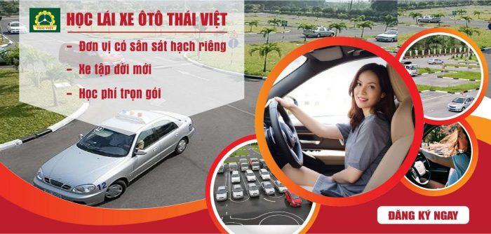 Một trong những địa chỉ học lái xe ô tô uy tín và chất lượng
