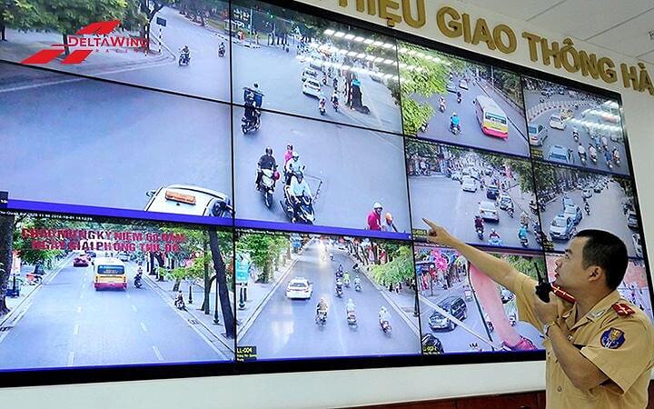 Phạt nguội xe ô tô là một hình thức xử phạt vi phạm luật giao thông đường bộ