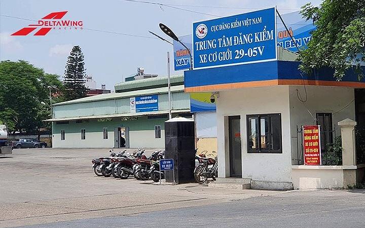 Trung tâm đăng kiểm ô tô nhanh 2905V tại Hà Nội