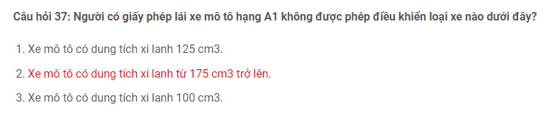 Câu hỏi 37